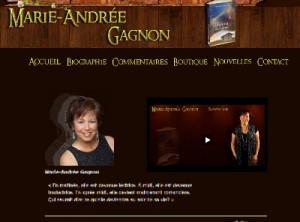 www.marieandreegagnon.com